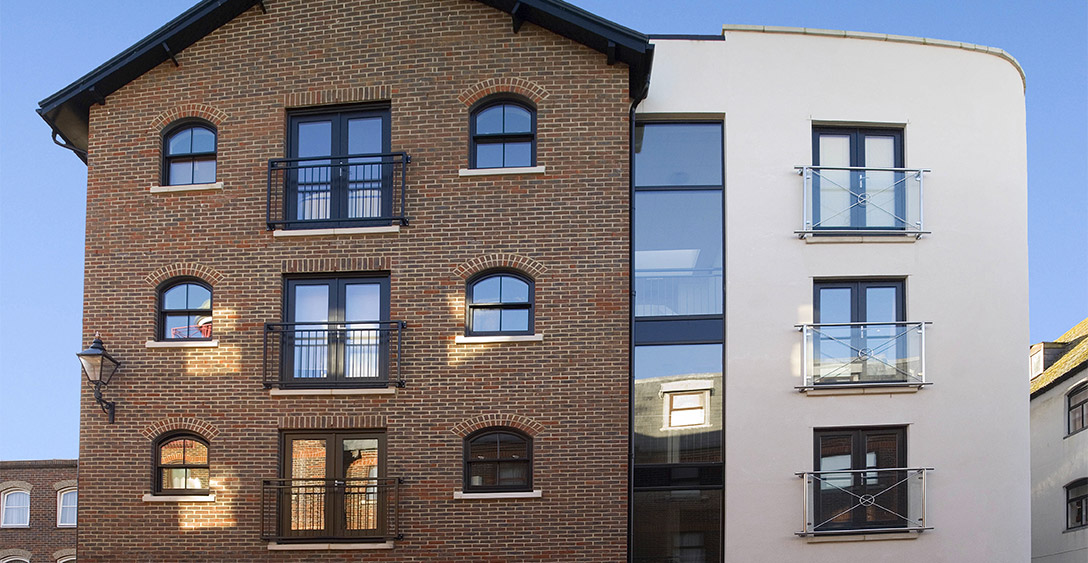 Canute house harlequin homes for Maple garden apartments weymouth