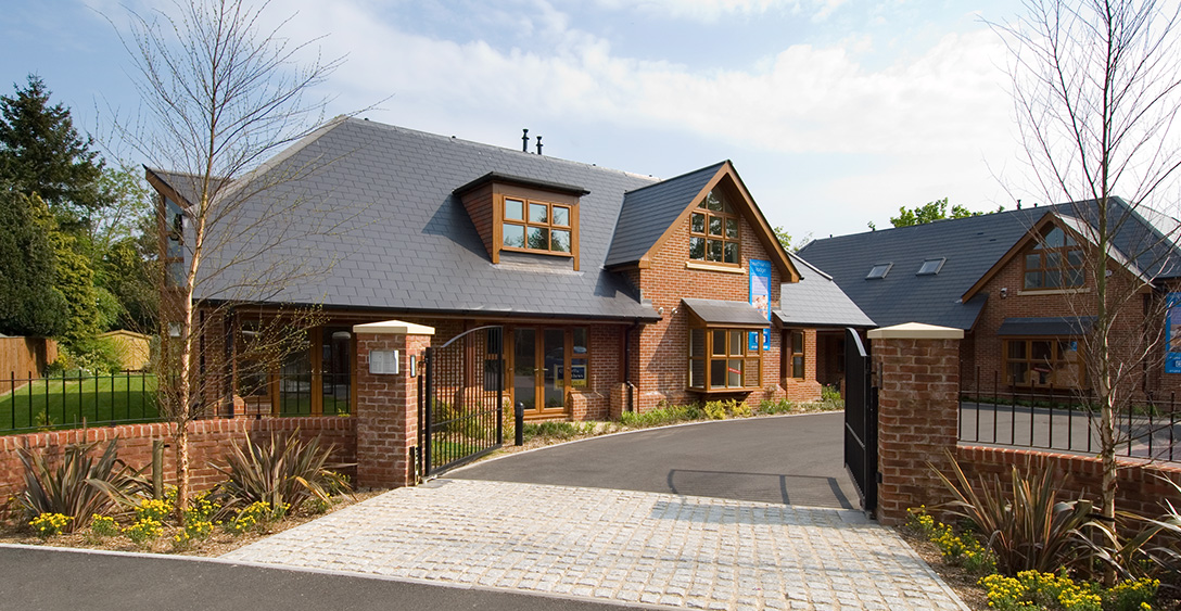 Heathland Lodge Harlequin Homes